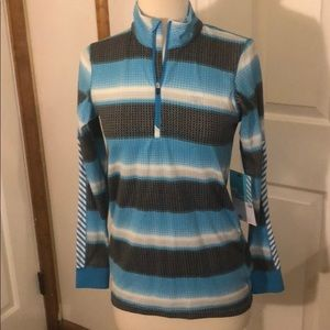 HH Helly Hansen 1/2 zip pull over size Small (NEW)